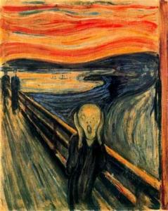 Edvard Munch — Le cri