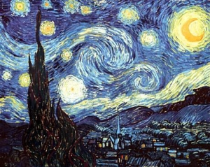 Vincent Van Gogh — La nuit étoilée