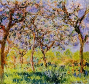 Claude Monet — Le printemps Giverny
