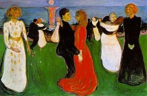 Edvard Munch — La danse de la vie